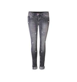 Jeans ABL BR HESTER GRIJS