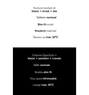 Kostuum - MULTICOLOR