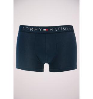 Blauwe boxers COTTON TRUNK ICON