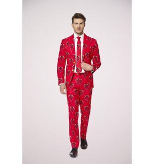 Rood kostuum EL DIABLO