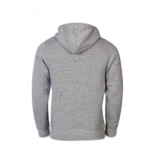 JJVBRAD SWEAT HOOD_LIGHT GREY MEL