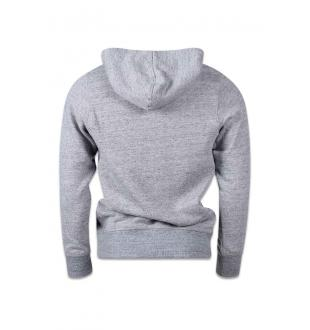 JJVRAYMOND SWEAT HOO_LIGHT GREY MELA