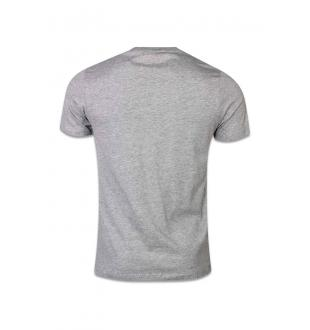 JORMILLER TEE SS CRE_LIGHT GREY MELA
