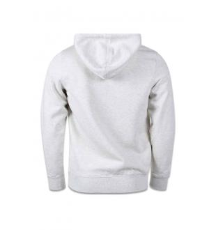 JORPADDY SWEAT HOOD_TREATED WHITE