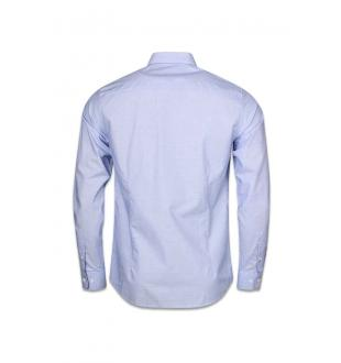 JPRBRIDGE SHIRT LS P_CASHMERE BLUE