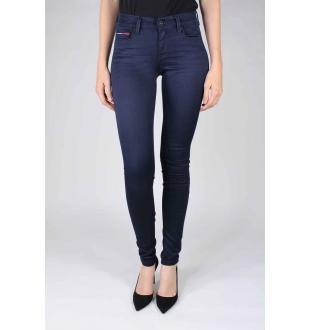Jeans NORA BLAUW