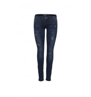Jeans ONLCORAL SL SK DNM GRIJS