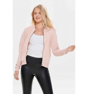 Roze sweater ONLJOYCE LS BOMBER