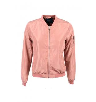Roze blazer ONLLINEA NYLON SHORT
