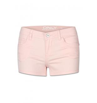 Roze shortje ONLNYNNE COLORED SHO