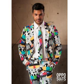 Multicolor kostuum TESTIVAL