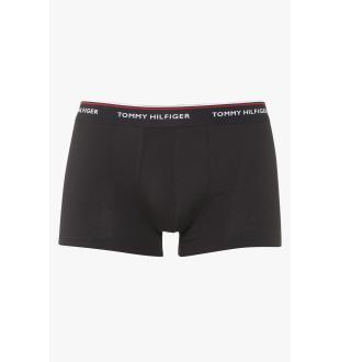 Zwarte boxers TRUNK 3 PACK PREM ES