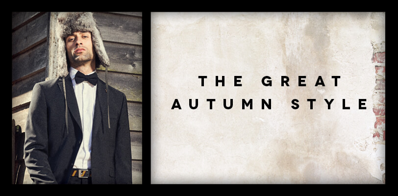 Inspiratie: The Great Autumn Style