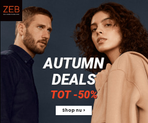 ZEB mid-season-sale korting tot 50%